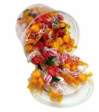 Office Snax Variety Tub Candy - Resealable Container, Individually Wrapped - 2