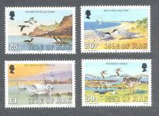 Isle of Man 1983 Birds higher values 25p - £1.00