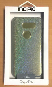 LG V30 Case Design Series Flexible Glitter Case Multi Color by Incipio