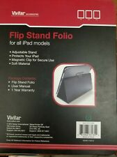 Vivitar accessories Flip Stand Folio for iPad 2 & 3 #V12283
