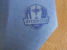 Ryder cup 2012 bleu tournoi de golf tie-voir photos