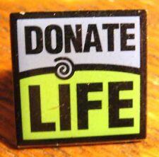 Donate @ Life Lapel Pin - Donate Life America Organ Donor Organization Hat Pin