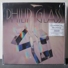 PHILIP GLASS 'Glassworks' Audiophile 180g Vinyl LP NEW/SEALED