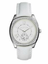 Michael Kors Bryn MK2385 Ladies Quartz White Leather Watch