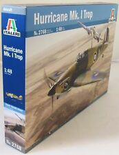 Italeri 1:48 2768 Hurricane MK.1 Trop Model Aircraft kit