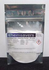 Aluminum Oxide Powder 100 Mesh 9996 Trace Metals Basis 100g