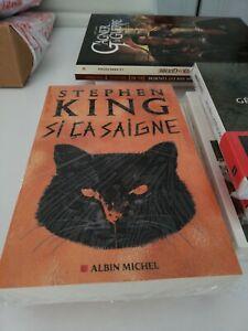 New - Si ça saigne - Stephen King - NEUF