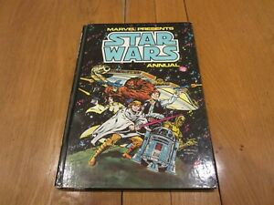 STAR WARS ( Marvel Presents ) Annual - Date 1979 - Grandreams Books