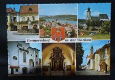 Ansichtskarte Emmersdorf in der Wachau