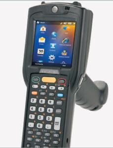 Motorola Symbol MC3190-GL3H04E0A Win CE 6.0 Barcode Scanner 38Keys PDA MC3190-G