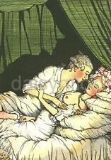 Konstantin Somov Gallant Erotic Art Nude 1918, Print 11x8 Inch