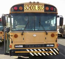 2007 Blue Bird 84-Passenger School Bus, CAT C7 7.2L Diesel Engine 200,618 Miles