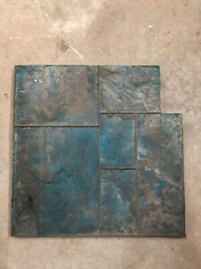 """Concrete Stamp   24"""" Slate Notched"""