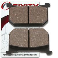 Sixity Organic Brake Pads  FA115 FA115  Front Rear Replacement Kit Full ti
