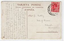 Picture postcard with ALFRED DOCKS CAPE TOWN postmark (C24279)