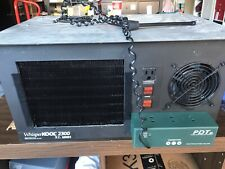 Whisperkool 2300 XL Cooling Unit. Top Ventilation