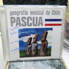 $5 Blow Out Sale: Geografia musical de Chile:  Pascua