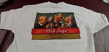 JETTER' S BREWING OLD AGE BEER BREWERIANA CONVENTION T SHIRT X-LARGE NWOT 1994