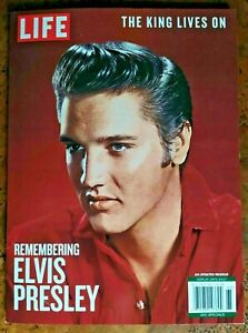 REMEMBERING ELVIS PRESLEY THE KING LIVES ON *NEW*