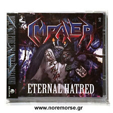 IMPALER - ETERNAL HATRED, CD JAPAN +OBI ROCK STAKK RECORDS 2016 THRASH NEW