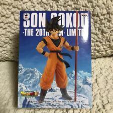 Dragon Ball Super The 20th Film Limited Son Gokou Figure Banpresto