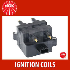 NGK Ignition Coil - U2055 (NGK48254) Block Ignition Coil - Single