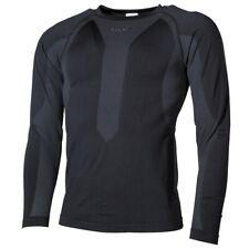 Fox Outdoor Knit Shirt Men's T-Shirt Sport Termo-Funzionali Black