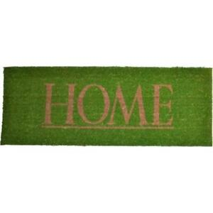 Imports Decor 523PVC Vinyl Backed Coir Doormat Home
