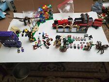 Lego harry potter lot sets 75967, 75946, 75955, 4866. 75956