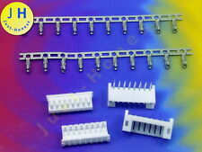 Kit 2x hembra + conector 8 polos + crimpkontakte Connector 2mm PCB abgewink #a1589