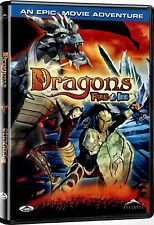 Dragons: Fire  Ice (DVD, 2004)