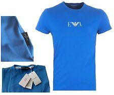 ARMANI Cotton Crew Neck T-Shirts for Men