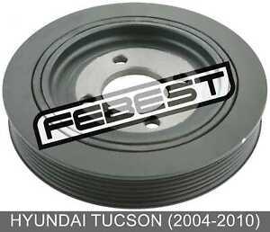 Crankshaft Pulley For Hyundai Tucson (2004-2010)