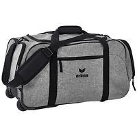 erima Rollentasche Trolley Reisetasche Sport Spielertasche Travel Bag 50/80 L