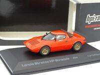 HPI Racing 1/43 - Lancia Stratos HF Rouge