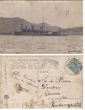 "# NAVI: REGIA NAVE ""LIGURIA""   1911"