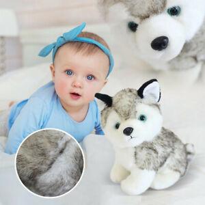 Realistic Dog Lucky, Handmade Realistic Figure Toy Dog Plush Stuffed Anim