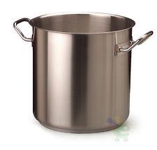 Pentola Fasa acciaio inox professionale per cucina catering ristorante cm 20