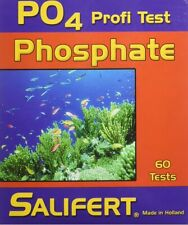 Salifert PO4 Profi Test Kit Phosphate 60 Tests Freshwater Saltwater Aquarium