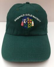 Emerald Guild Society LTB Mechanical 2015 Cap Hat Adult Adjustable 100% Cotton