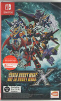 Super Robot Wars X - Nintendo Switch
