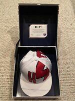 New Era Washington Nationals Bryce Harper Patch Hat #66/90!! Retail $500!!!