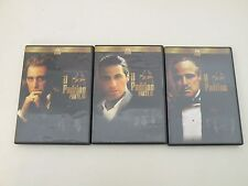 IL PADRINO - SAGA COMPLETA WIDESCREEN COLLECTION 5 DVD - CON LIBRETTI - PAL -