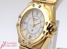 Uhr Chopard St. Moritz Quarzwerk Ref. 25/5156 Gelbgold 24 mm