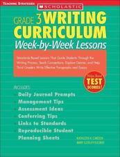 Grade 3 Writing Curriculum: Week-by-Week Lessons