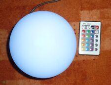 Farbwechsel LED Kugel Lampe Stimmungslicht Fernbedienung Leuchtkugel Lichtkugel
