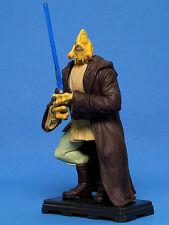 Saga di Guerre Stellari materiale aotc Loose ULTRA RARA Maestro Jedi Pablo Jill ottime condizioni.C-10+