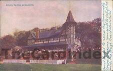 BOURNVILLE Cadbury's - Athletic Pavilion Postcard nr Birmingham WORCESTERSHIRE