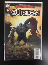 OUTSIDERS #37 (2011) Reign of DOOMSDAY - Superman DC Comics