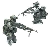 1/35 Modern American Army Special Forces C Resin Soldier AH-04 Model F8V2